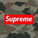 Supreme/シュープリーム[57]無料高画質iPhone壁紙