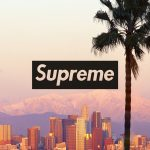 Supreme/シュープリーム[33]無料高画質iPhone壁紙