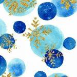 かわいい雪の結晶
