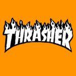 THRASHER/スラッシャー[05]無料高画質iPhone壁紙