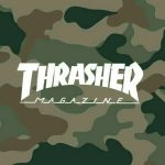 THRASHER/スラッシャー[10]無料高画質iPhone壁紙