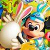 ディズニー・イースター🐣🐰の無料高画質iPhone壁紙[01]
