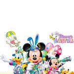 ディズニー・イースター🐣🐰の無料高画質iPhone壁紙[10]