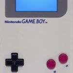 ゲームボーイがレトロおしゃれな無料高画質iPhone壁紙