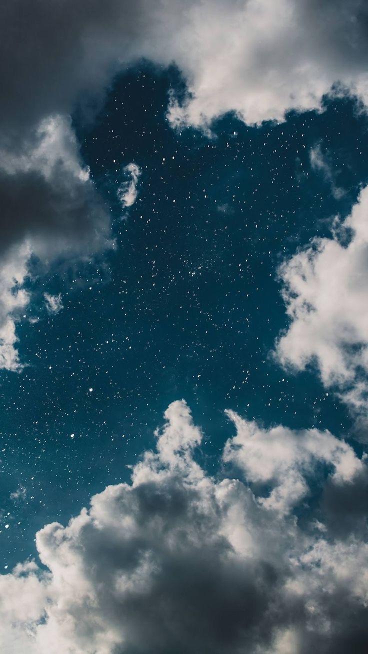 きれいな夜空 無料高画質iphone壁紙 めちゃ人気 Iphone壁紙dj